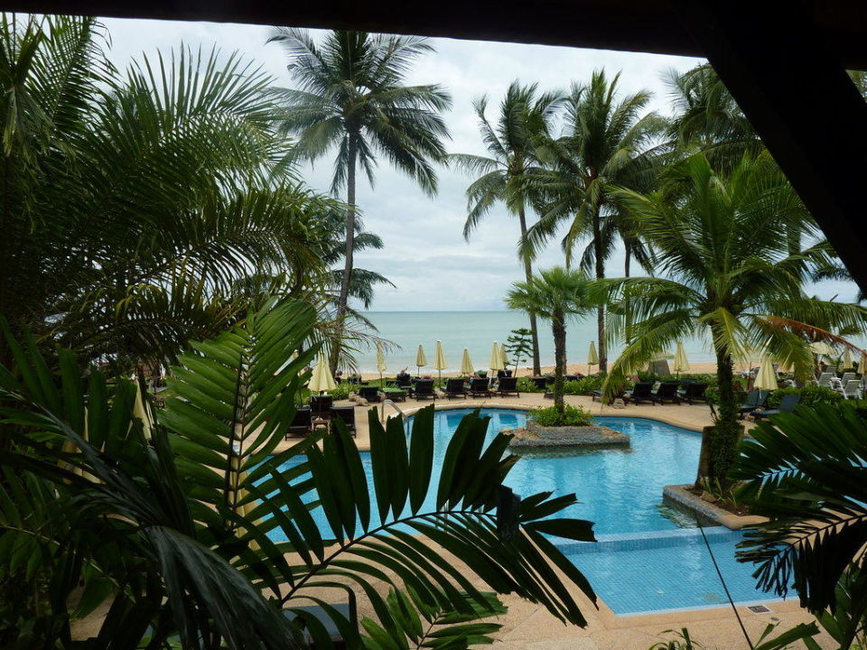 Honeymoon Dinner am Strand Hotel Khao Lak Palm Beach Resort