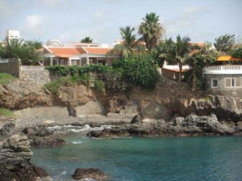 Bucht mit Appartements King Fisher Resort