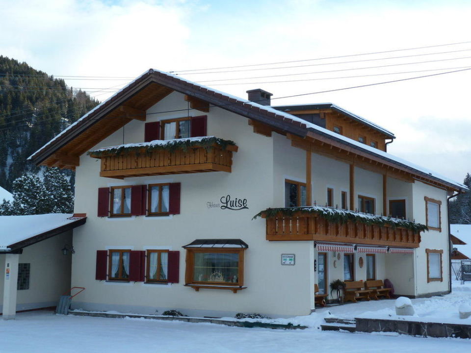 Winter Haus Luise
