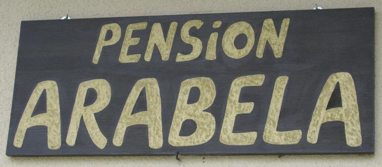 Lato, summer Pension Arabela