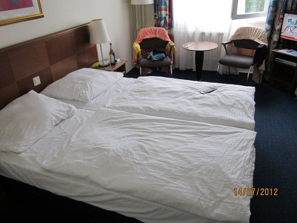 Superior Doppelzimmer AHORN Seehotel Templin