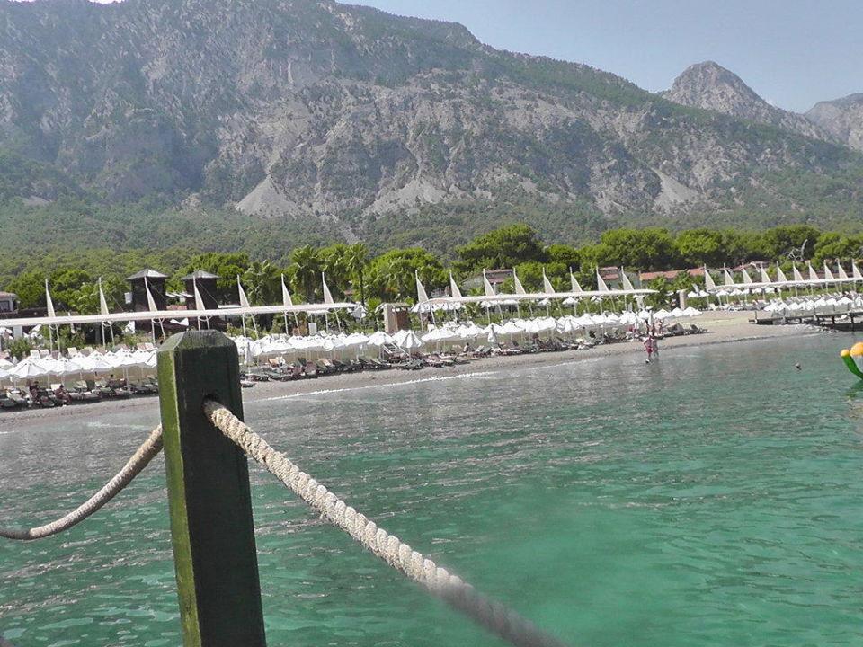 Pool Crystal Flora Beach Resort