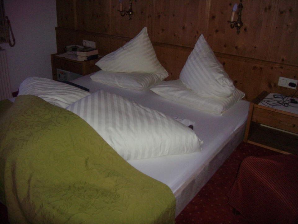 Ruheraum im Wellness-Bereich Hotel Seetal