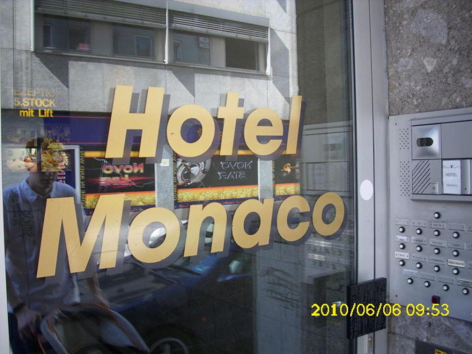 Mmhhh lecker  Hotel Monaco