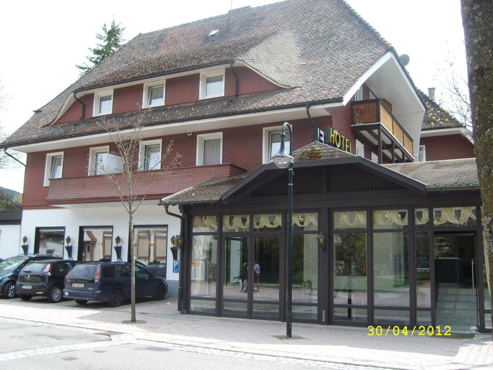 Schönes Bad Parkhotel Waldeck