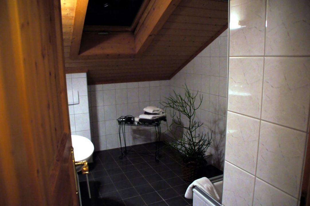 Zimmer im Dachgeschoss Hotel Bavaria Berchtesgaden