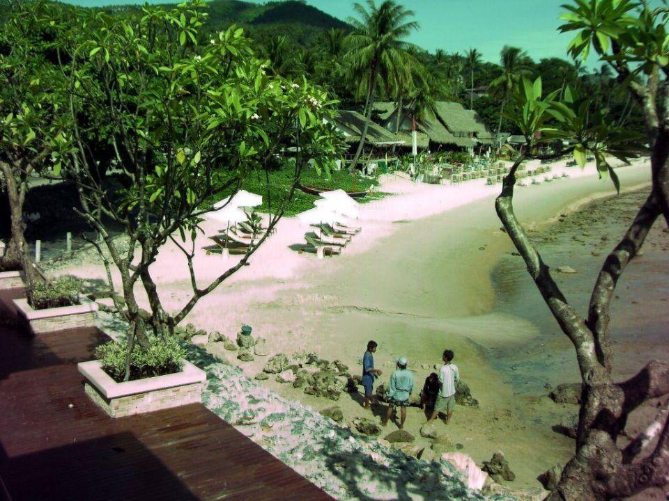 Hotelstrand The Sarann, Koh Samui