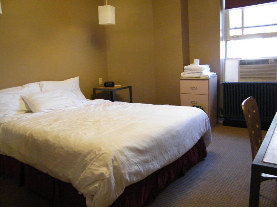 Zimmer mit Gemeinschaftsbad Hotel Belleclaire