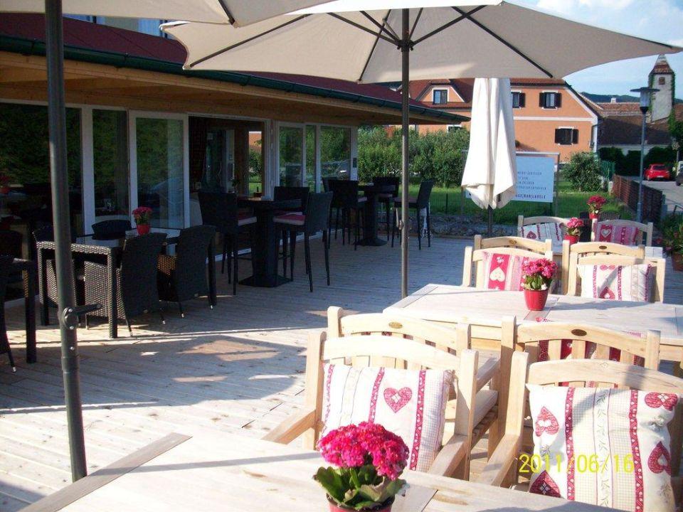 Wintergarten Hotel Garni Weinquadrat