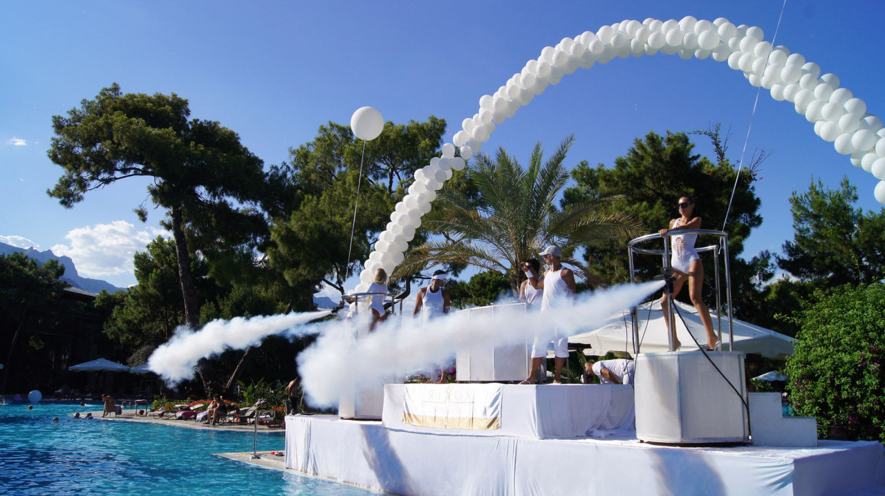 Pool Party Hotel Rixos Sungate