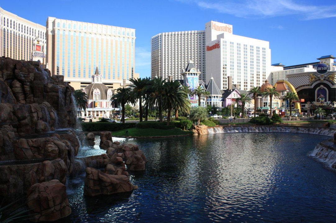 Hotelflur The Mirage