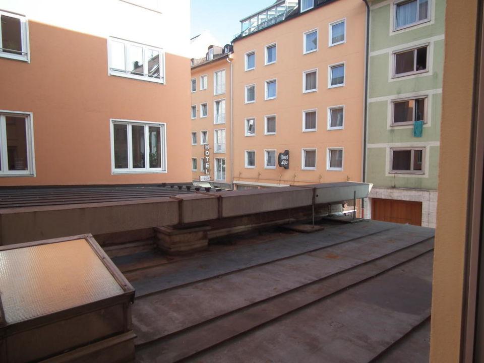 Blick aus dem Zimmer Hotel Amba