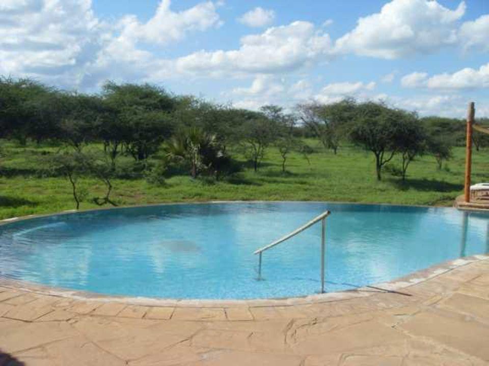 Pool Severin Safari Camp