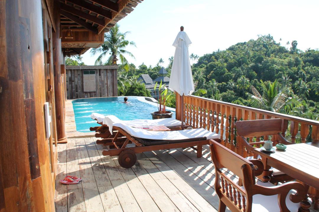 Riesen Pool Santhiya Koh Phangan Resort & Spa