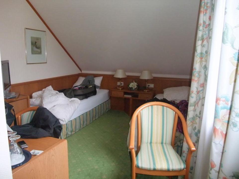 Zweibettzimmer Hotel Ambiente (Hotelbetrieb eingestellt)