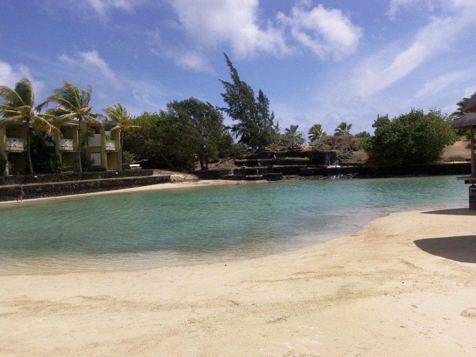 Unterhalb des Pools Paradise Cove Boutique Hotel