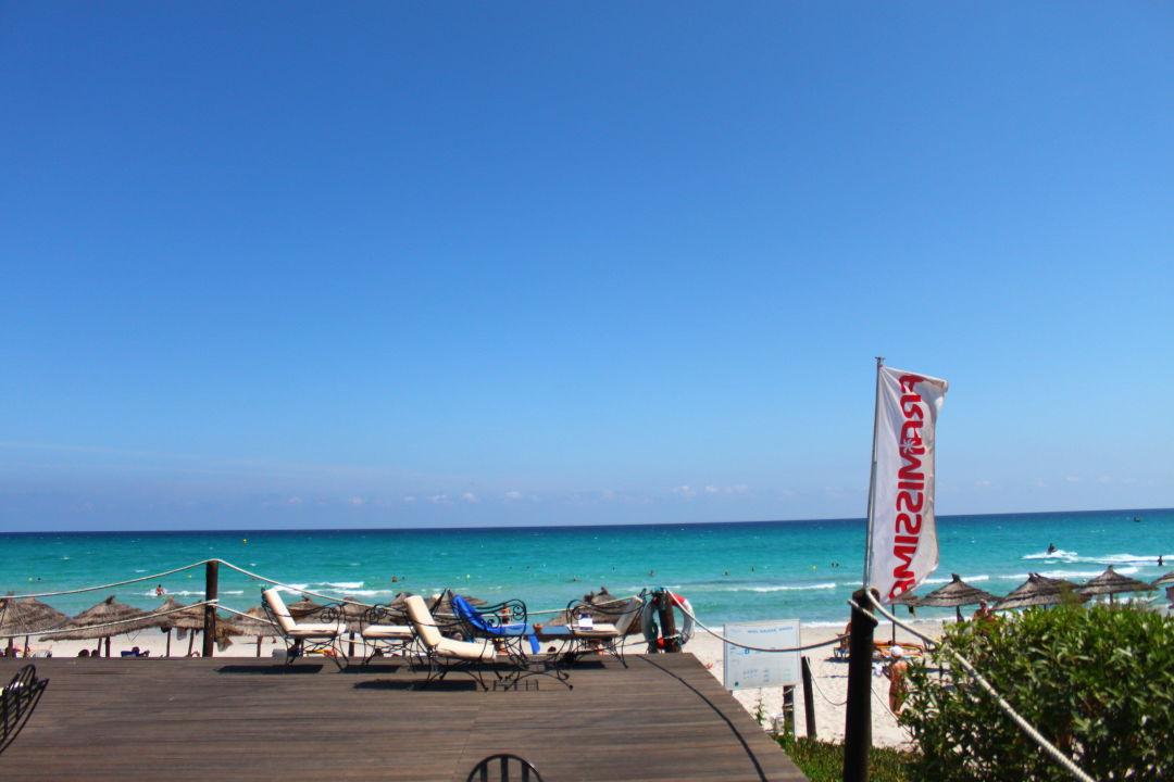 Plaża Hotel Thalassa Mahdia