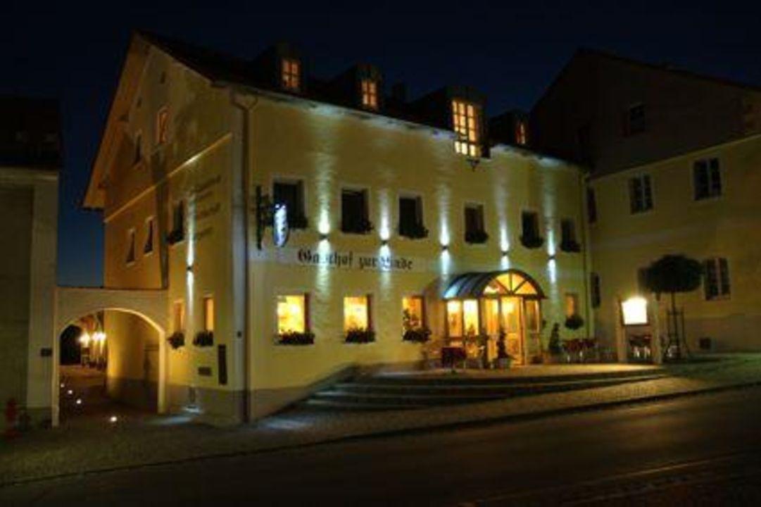 Aussenaufnahme Hotel Gasthof Zur Linde