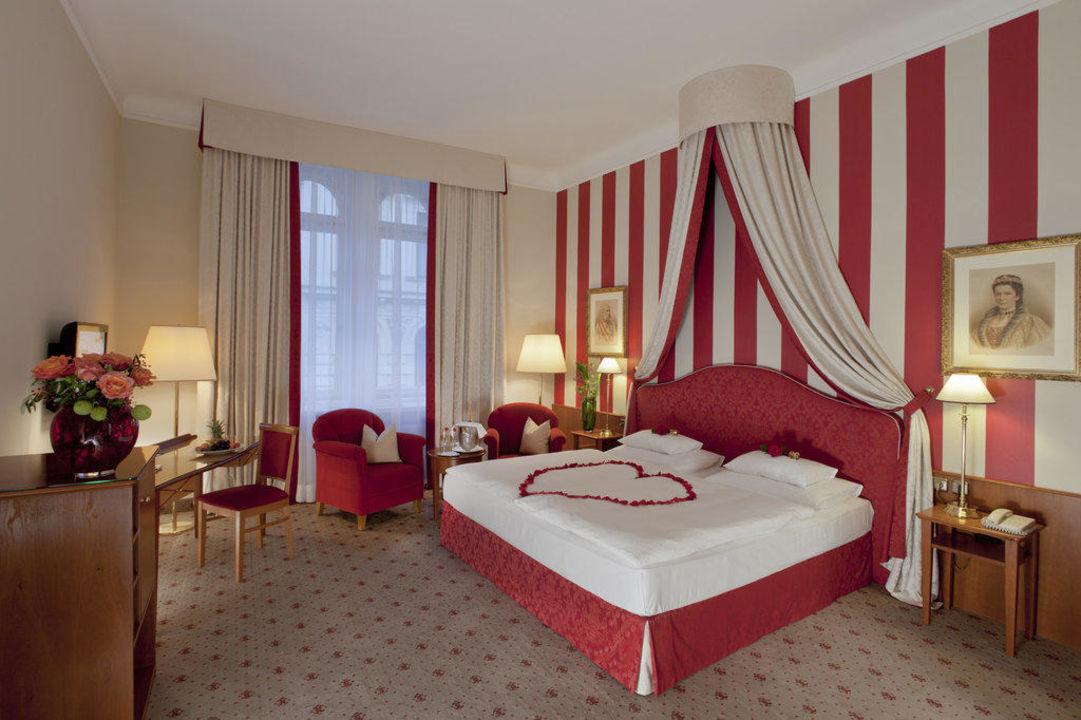 Lobby Hotel Kaiserhof Best Western Premier Hotel Kaiserhof Wien