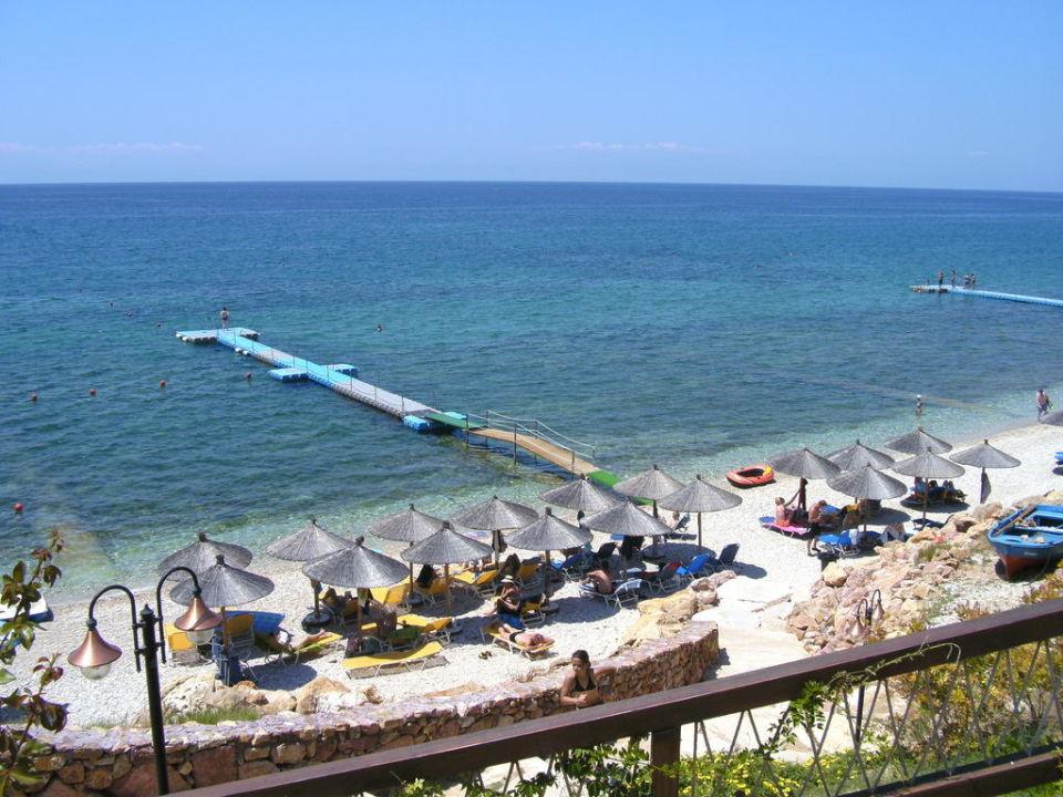 Kinderclub mit Aussicht Alexandra Beach Thassos Spa Resort