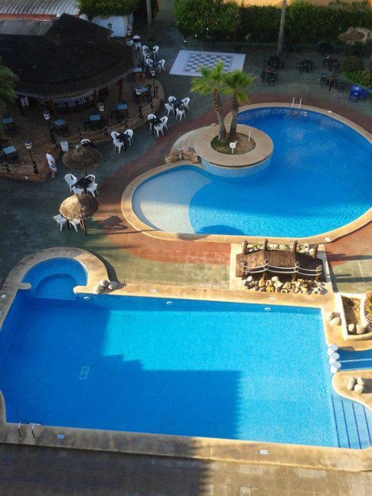 Mit Sicherheit nicht von ein oder zwei Tagen! JS Hotel Palma Stay
