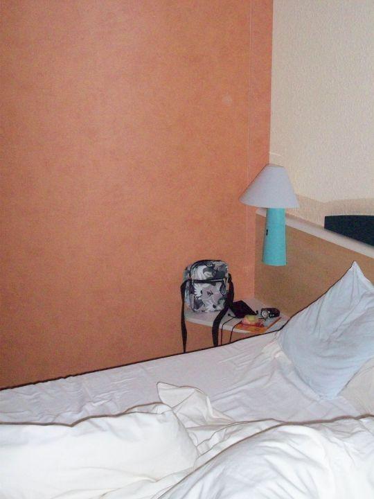 Bett Hotel Ibis Parkstadt Schwabing