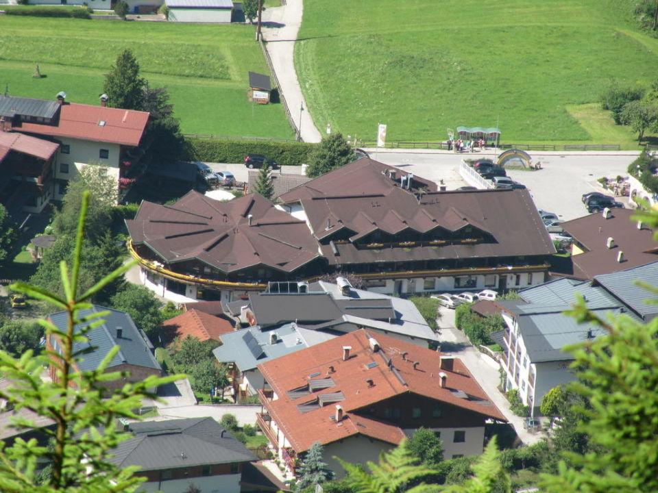 Genussbadebereich Hotel Sonnalp