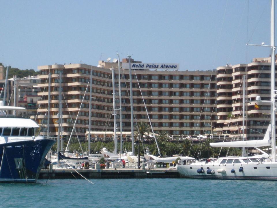 Pool Hotel Melia Palas Atenea