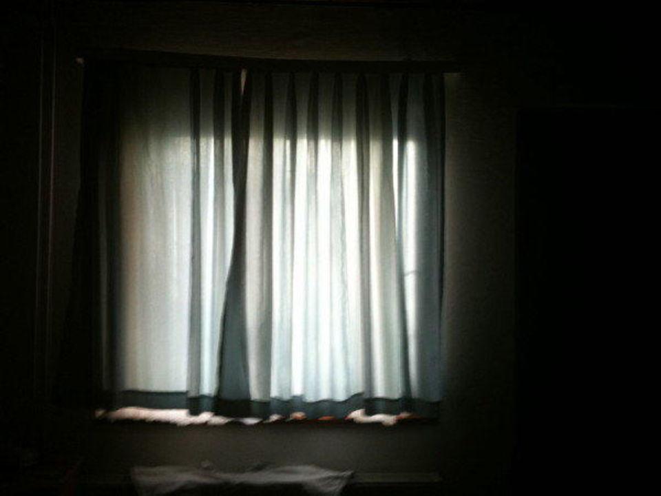 Nachts hell Motel 21