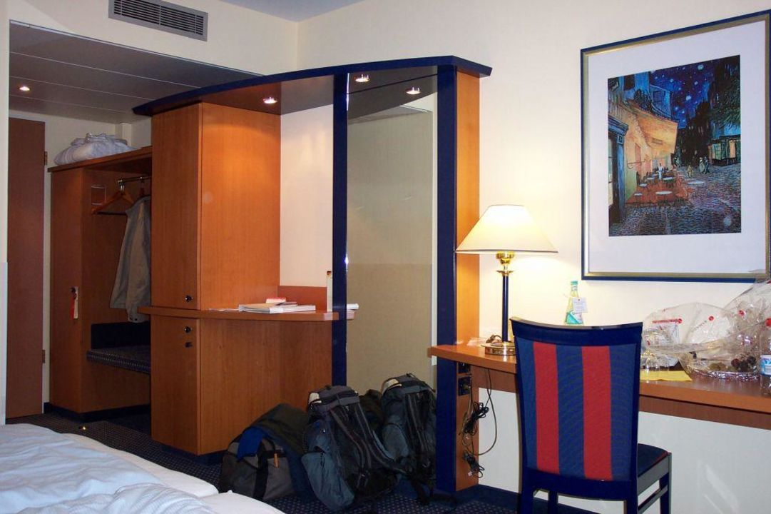 Komfortzimmer RAMADA Hotel Leipzig