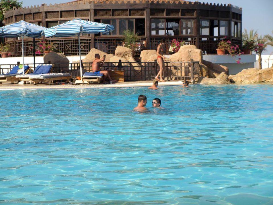 Basen Sultan Gardens Resort