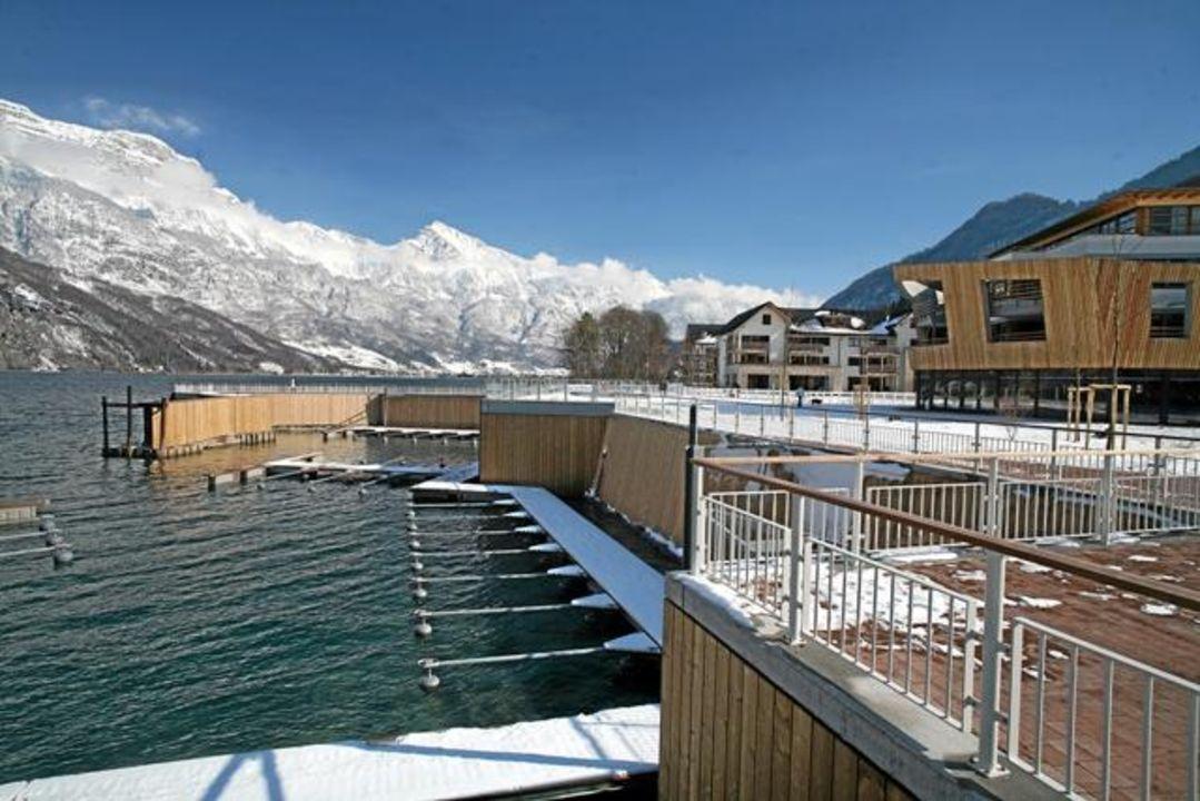 Winter im Resort Walensee Resort Walensee