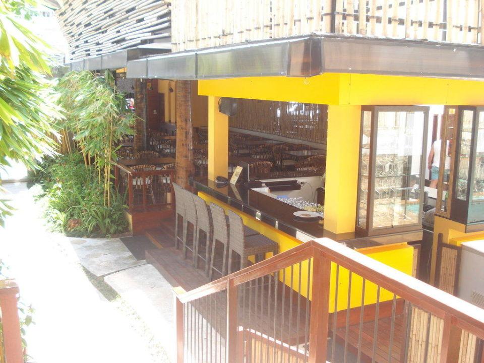 Zimmer Hotel Bamboo House Phuket
