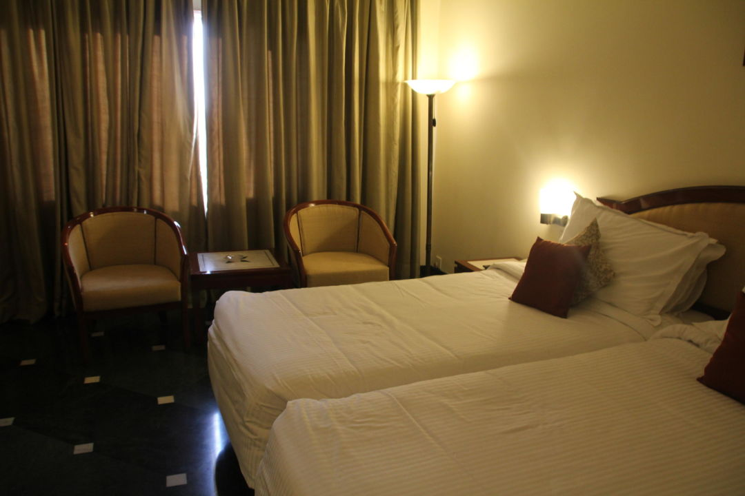 Zimmer Clarks Shiraz Hotel