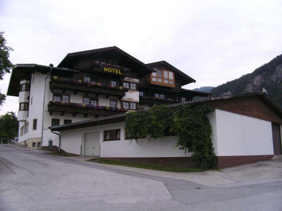 Einfahrt Hotel Lanthalerhof Hotel Lanthalerhof