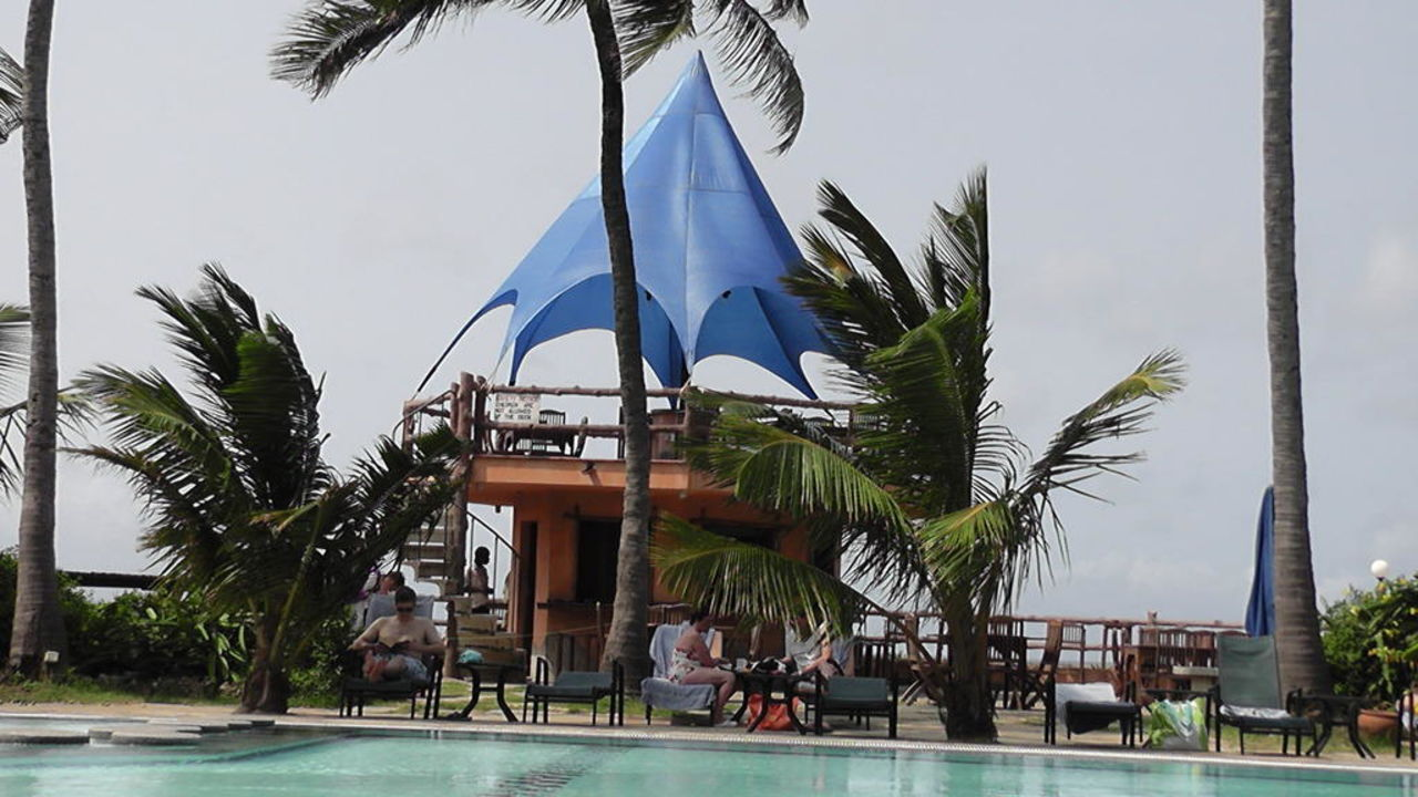 Pizzeria Bahari Beach Hotel