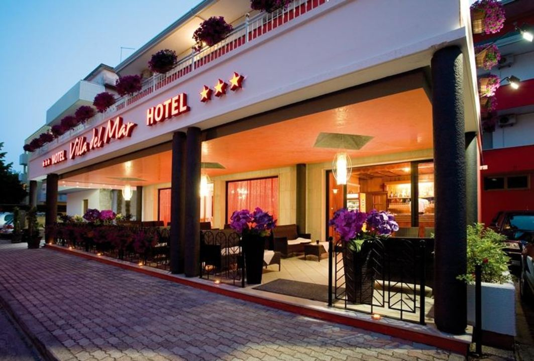 Laghetto  Hotel Villa del Mar