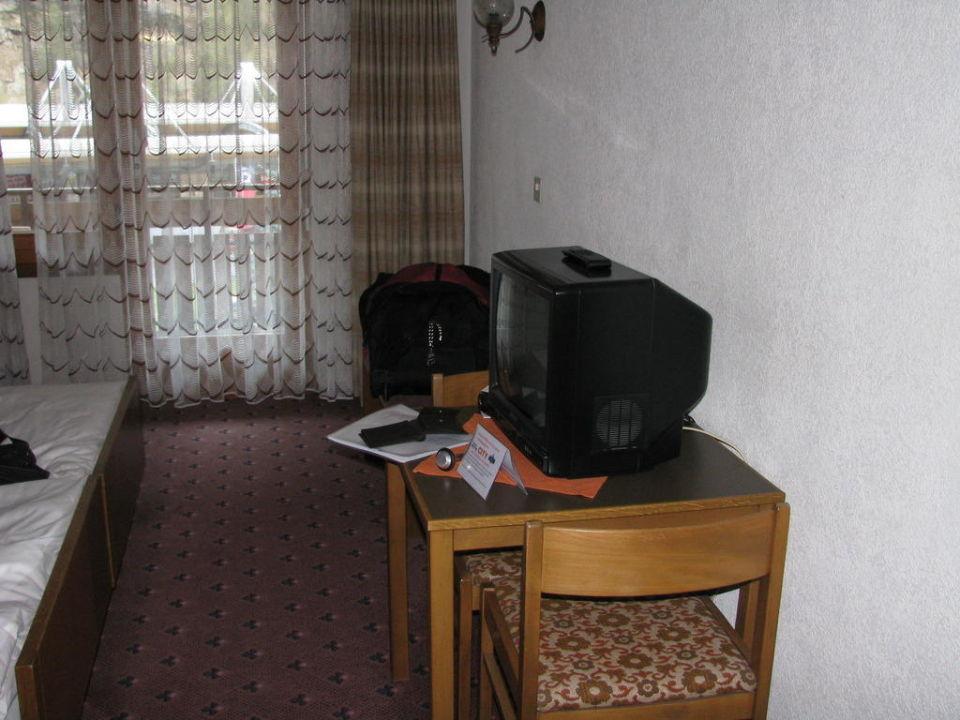 Badezimmer Hotel City