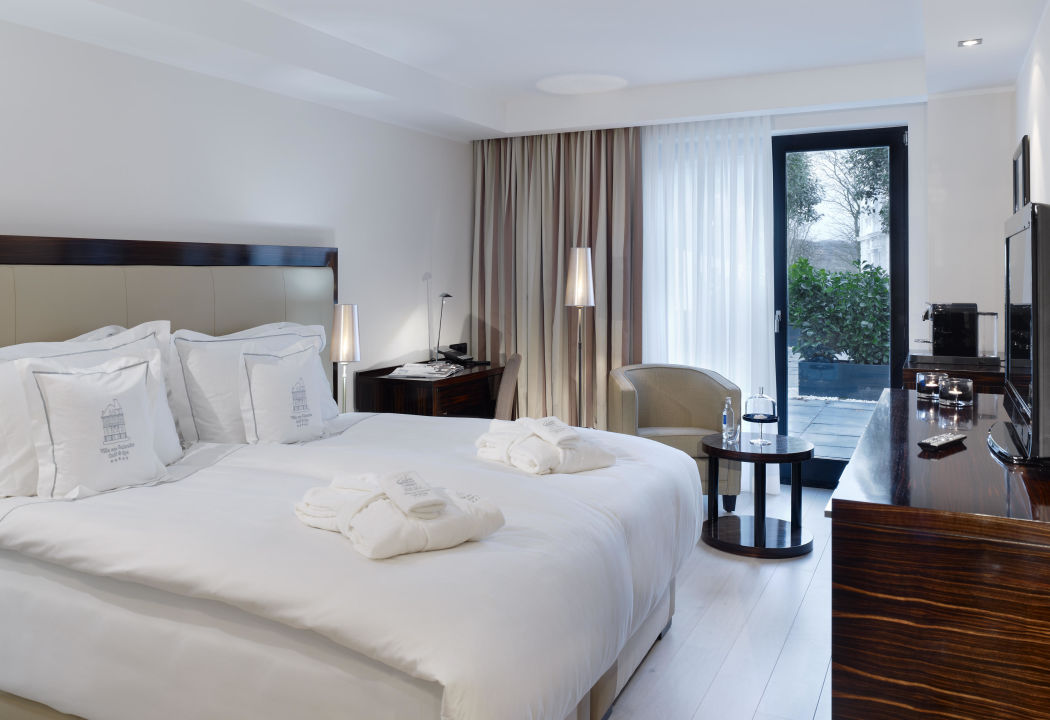 Deluxe Room Boutique Hotel Villa am Ruhrufer Golf & Spa