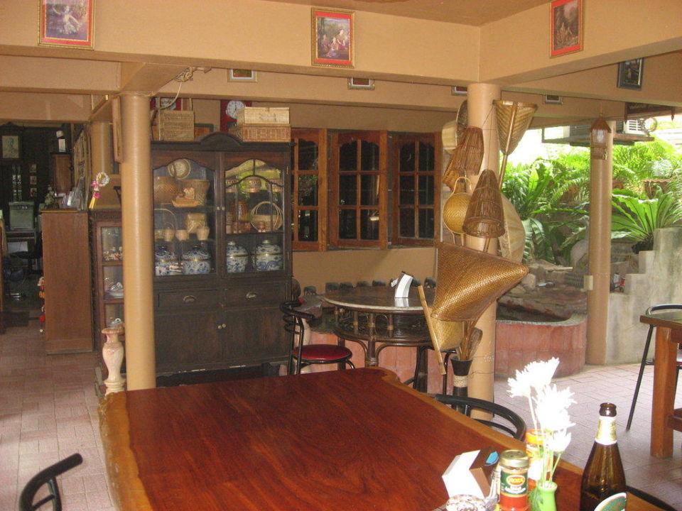 Restaurant im Ruean Thai Hotel Ruean Thai Hotel