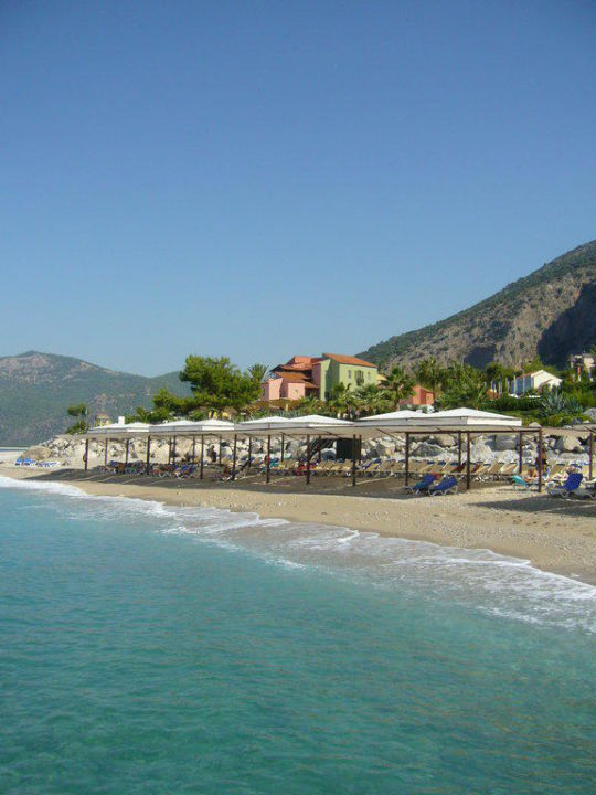 Lykia-World aus der Luft SENTIDO Lykia Resort & Spa
