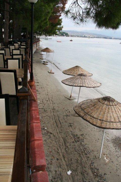 Ein Gaumenschmaus diese Sesamringe Ömer Holiday Resort