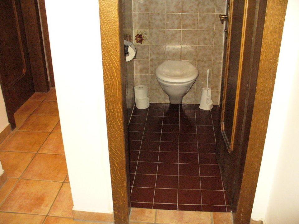 Toilette  Hotel Alexander