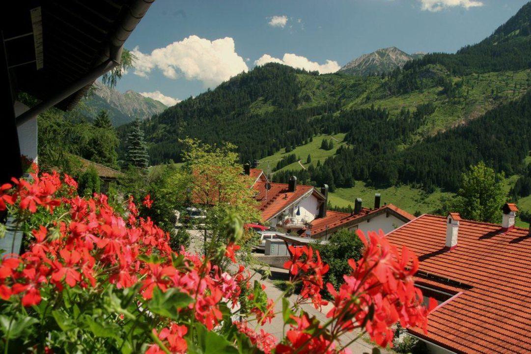 Vorderhindelang Schwandenhof Ferienwohnungen
