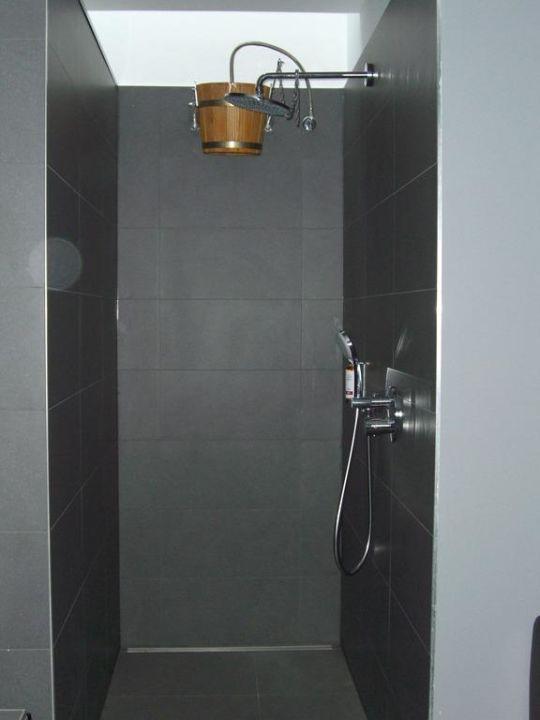 neu groe begehbare dusche im wellness bereich hotel alfa inn in bd72 - Dusche Offen Grose