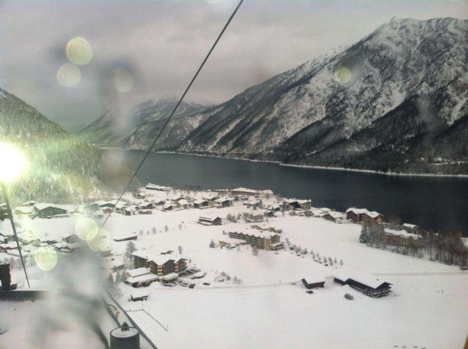 Speisesaal Alpine Wellnesshotel Karwendel