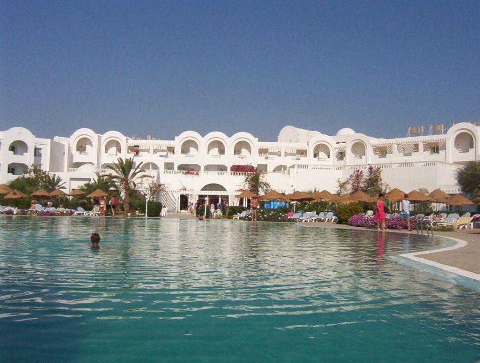 La spiaggia Hotel Le Palais des Iles