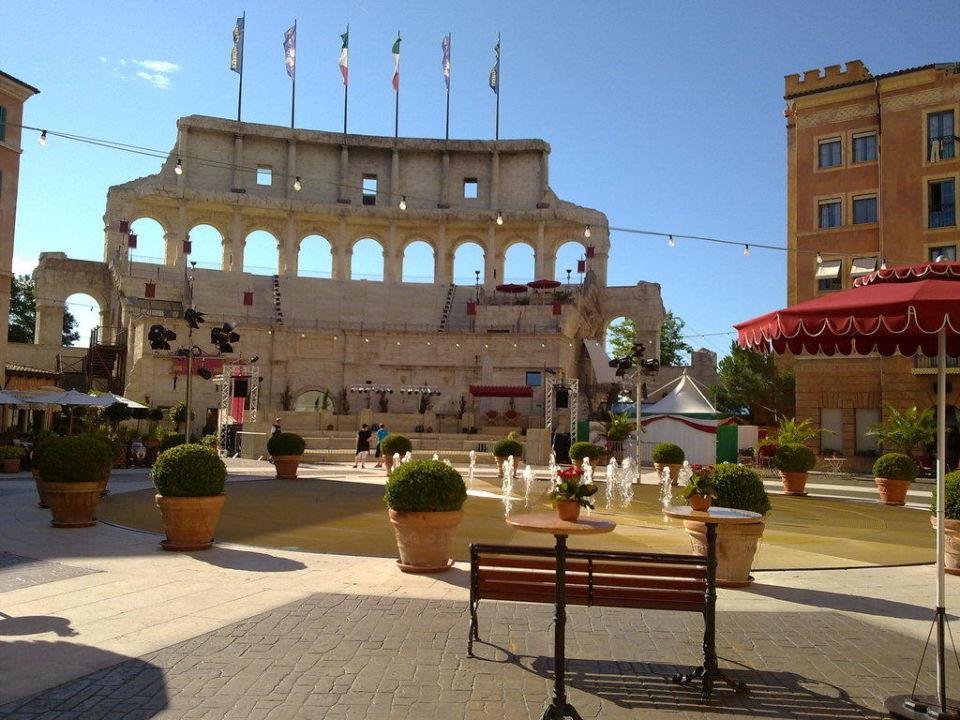 Bad  Hotel Colosseo Europa-Park