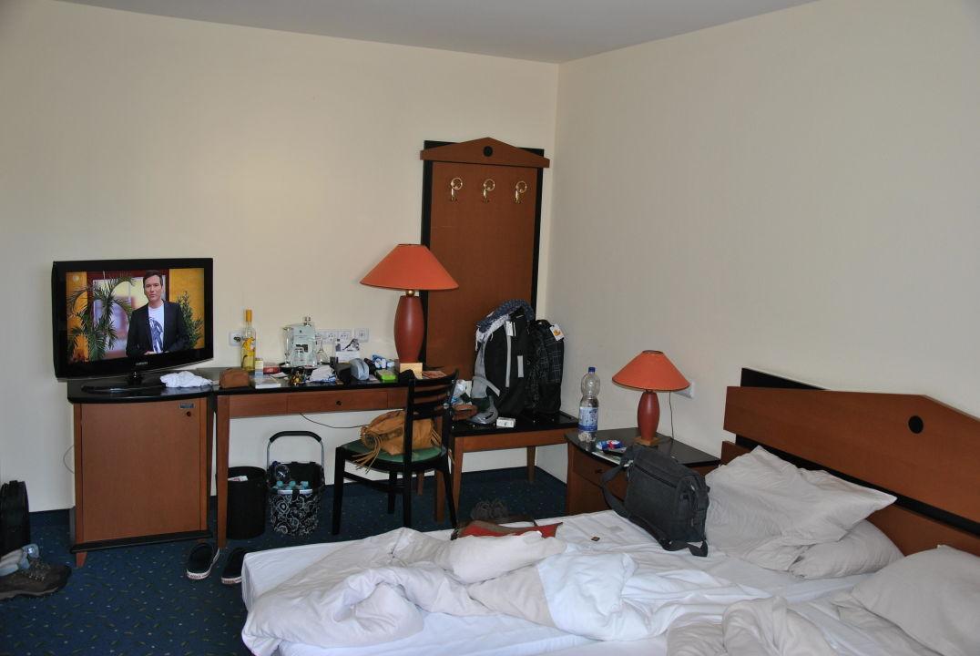 Flur Quality Hotel Plaza Dresden