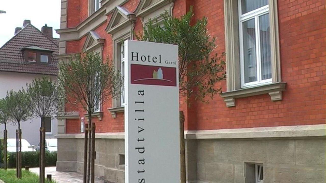 Hotel Stadtvilla Coburg Hotel Stadtvilla Garni